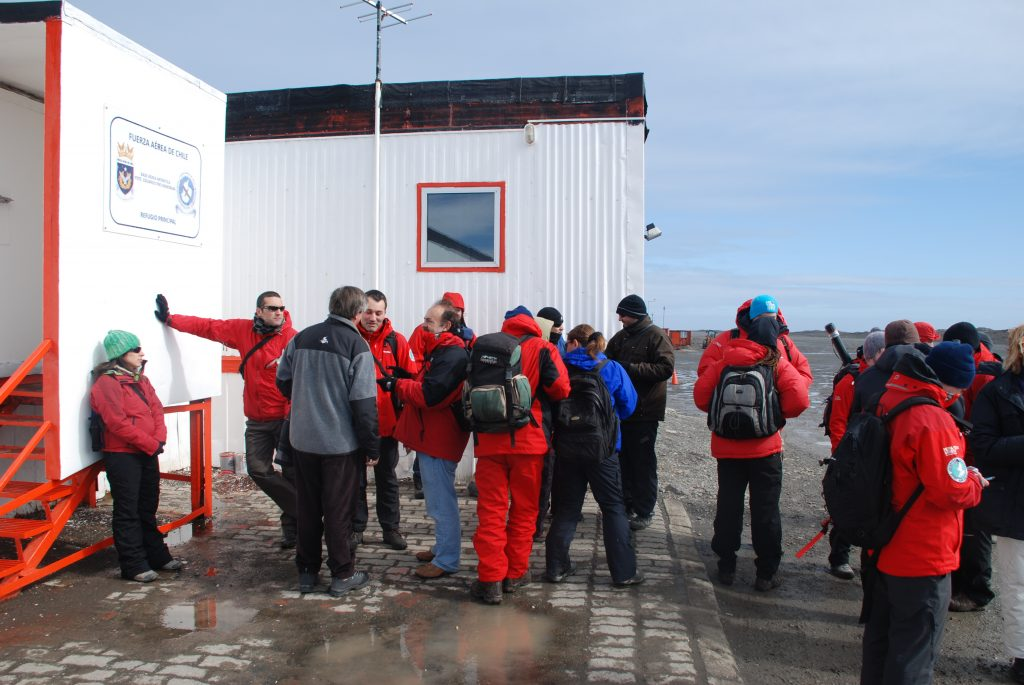 Deception Island, South Shetland Islands (Author: Adelina Geyer)